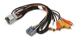 PAC Overhead LCD Retention Cable for select '07-'14 GM vehicles with Rear Seat Entertainment (RSE)