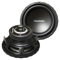 Blaupunkt 10´´ Woofer 400W RMS/1350W Max Dual 4 Ohm Voice Coils
