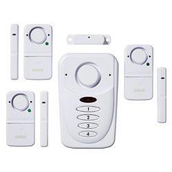 SABRE Wireless Home Security Burglar Alarm Set