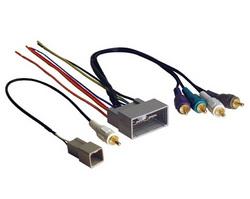 American International Amplifier Integration harness for 2008-2012 Honda Civic
