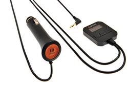 PAC Universal 3.5mm FM Transmitter with 12V Cigarette lighter plug