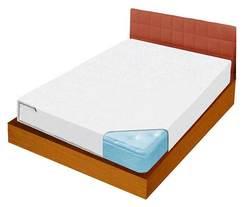 Ideaworks Bed Bug Blockade Mattress Cover King Size Mattress