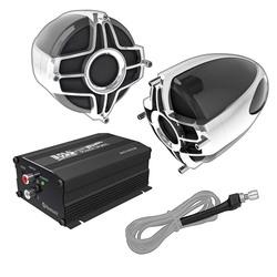 Boss All Terrain Speaker & Amplifier System Bluetooth 650W Max
