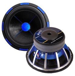 """Power Acoustik 15"""" Woofer 3000 W dual 2 Ohm 2.5"""" voice coils 340oz magnet weight"""