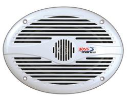 "Boss Marine 6x9"" 2-Way Speakers 350W"