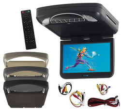 """Audiovox 10.1"""" LED Monitor w/ DVD HD Inputs Movies to go by Voxx"""
