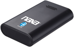 Naxa Bluetooth Wireless Receiver Adaptor w/3.5mm input