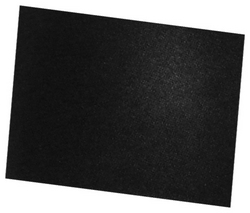 """ABS SHEET 15""""x20"""" PLAIN WITH ONE TEXTURED SURFACE"""