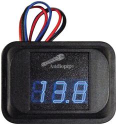 Audiopipe Digital Volt Meter 11.1-15.9V