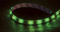 "Audiopipe Pipedream 24"" LED Flexible Strip Green"