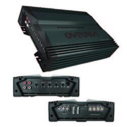 Power Acoustik 1500 Watt Max Mono A/B