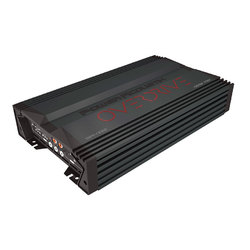 Power Acoustik 1300 Watt Max 4 Channel