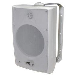 "Audiopipe 8"" Speaker 160W UV/Water Resistant Sold each White"