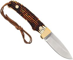 Uncle Henry Pro Hunter Full Tang Fixed Blade Knife