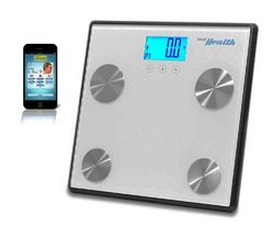 Pyle Bluetooth Digital Weight and Personal Health Scale