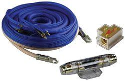 Audiopipe 0 gauge amp kit flexible jacket 100%  copper