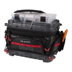 Plano KVD Signature Series 3600 Size Tackle Bag Black/Gray/Red