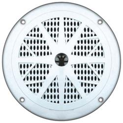 """Pyle Marine 6.5"""" Dual Cone Speakers (White)"""