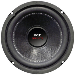 "Pyle 6"" Woofer 300W RMS/600W Max Dual 4 Ohm Voice Coils"
