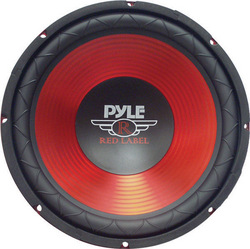 """Pyle Red Label Series 12"""" Woofer 800 Watts Max"""