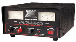 POWER SUPPLY PYRAMID 35 AMP FULLY REGULATED
