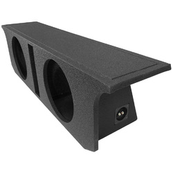 """Qpower 2hole 10"""" Vented Jeep 2007-2016 4-Door"""