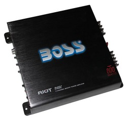 Boss Riot 2CH Amplifier 800W Max