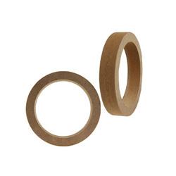 """Nippon 6"""" MDF Speaker Ring *SOLD AS PAIR*"""
