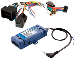 PAC Radio Replacement interface built in SWR - GM with 29-Bit LAN v2