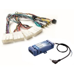 PAC Radio PRO4 Interface for Nissan Vehicles