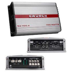 Crunch Smash Amplifier 4 Channel 1100 Watts