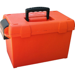MTM Sportsmens Plus Utility Dry Box ORing Sealed 15x8.8x9.4In