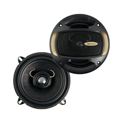"SoundStream Hi End 5.25"" 2-way Speaker 75W RMS Silk Dome Tweeter"