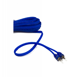 STINGER 12FT BLUE COMP SERIES TWISTED RCA