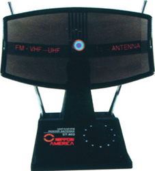"""ANTENNA NIPPON(ST803) 30"""" 4 SECTION;6 POSITION"""
