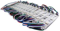 Street Vision 15ft 30-Module LED Pod Strip Light Kit (RGB Multi-Color) with 5050 LED technology