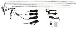 Category: Dropship Led Lights, SKU #SV1005418, Title: StreetADAPT Adaptive RGB LED Complete Underbody Kit