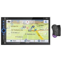"Farenheit 7"" LCD DDin Navigation Indash DVD Player Bluetooth Android phonelink remote"