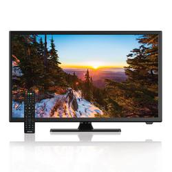 AXESS 22Inch 1080p LED HDTV 12V Car Cord Technology VGA HDMI USB Inputs DVD Player Remote