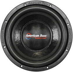 """American Bass 10"""" Woofer 450W RMS/900W Max Dual 2 Ohm Voice Coils"""