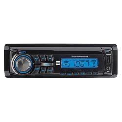 Dual AM/FM/CD Receiver Front 3.5mm Aux Input 60W
