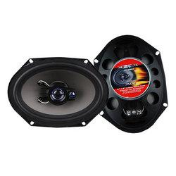 """XXX Audio 6x8"""" 3-Way Speakers (NO GRILLS)"""