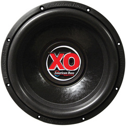 """American Bass 15"""" Woofer 500W RMS/1000W Max Dual 4 Ohm Voice Coils"""