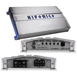 Hifonics Zeus Gamma Series 1 x 3200 Watts @ 1 Ohm Mono