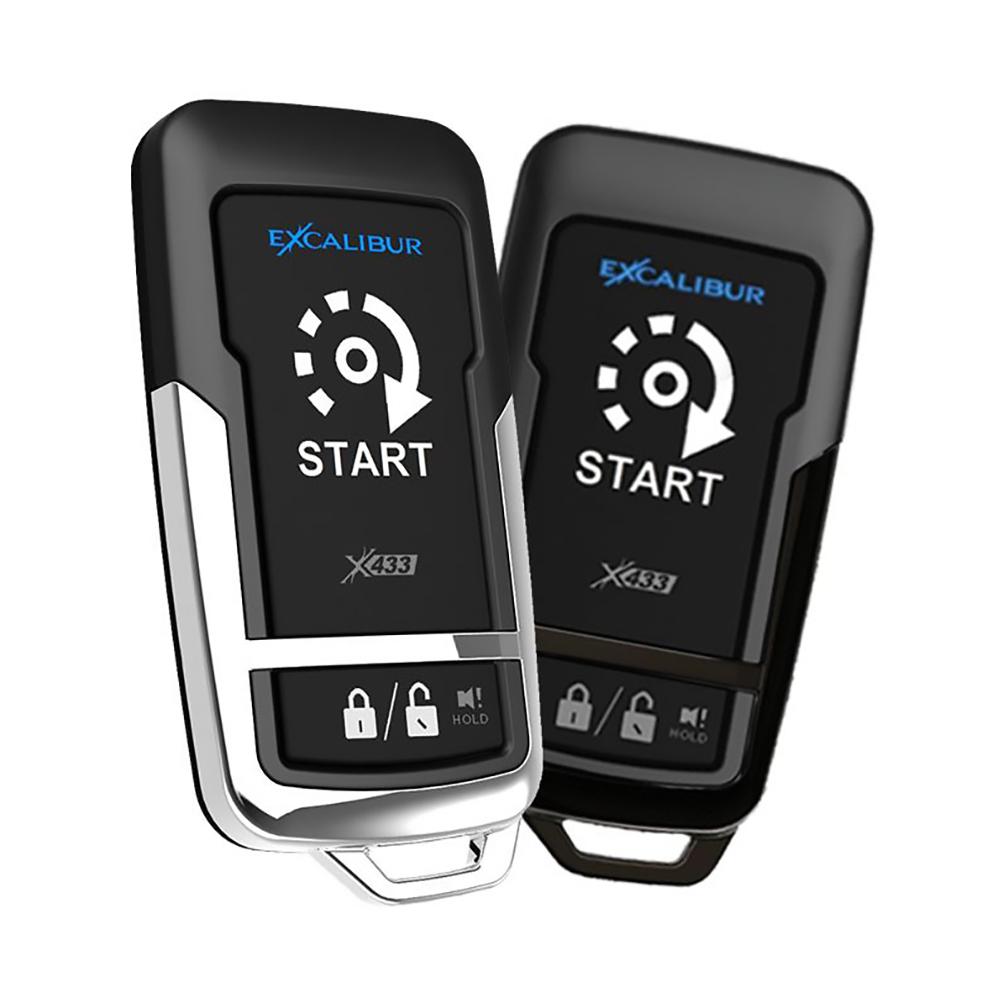 Excalibur RS370 433mhz Keyless Entry /& Remote Start linkr //alarm Inside