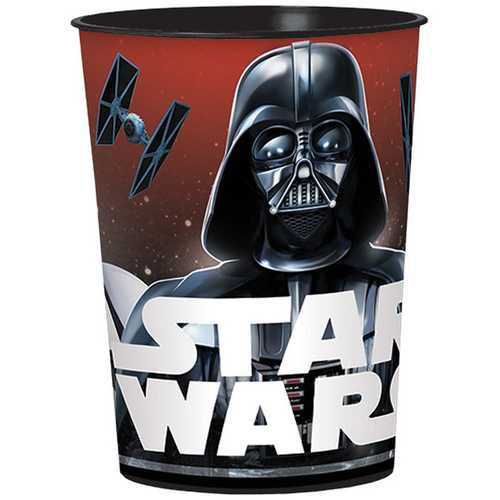 STAR WARS FAVOR CUP 16 OZ 1 CT