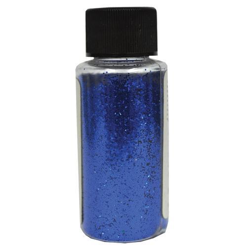 GLITTER MORRIS BLUE 7/8OZ