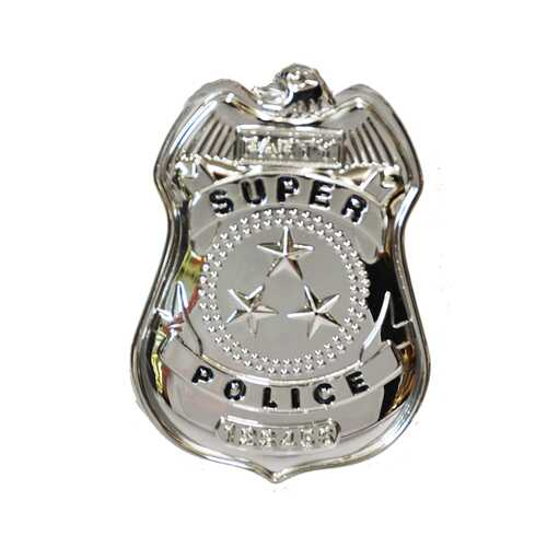 BADGE POLICE SUPER