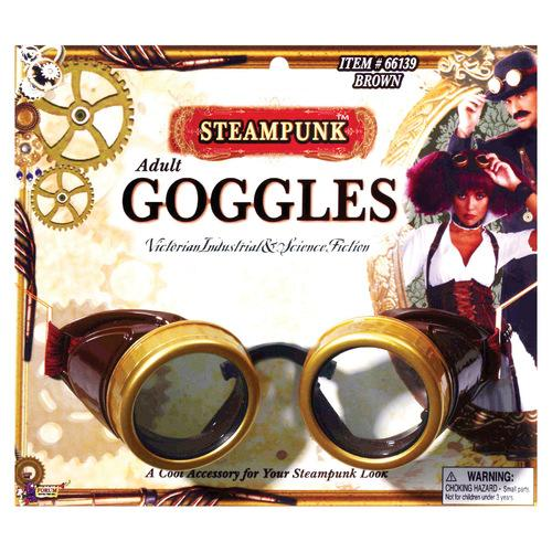 STEAMPUNK GOGGLES ADULT