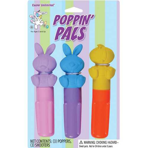 EASTER POPPING PALS TOY